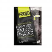 Adventure Menu Flameless-heater 50g for 2 servings