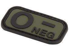 Deploy Bloodpatch 0 neg PVC