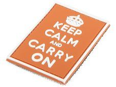 Deploy PVC Patch Calm and carry on