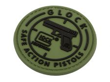 Deploy PVC Patch Glock Safe Action