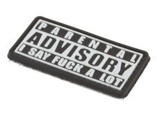Deploy PVC Patch Parental Advisory