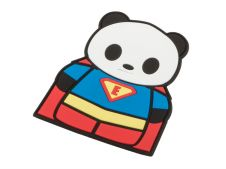 Epik Panda PVC Patch Panda Hero