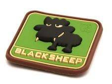 JTG PVC Patch Black Sheep