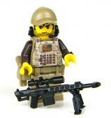 Toy Commandos Special Forces Sniper