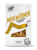 ZIRP mealworm freeze-dried
